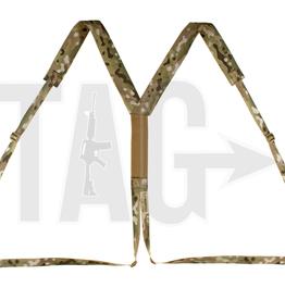 Warrior Assault Systeem Warrior Slimline Harness Multicam