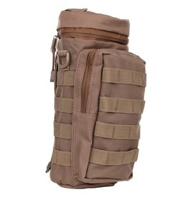 101 inc HPA Bottle Pouch Molle Coyote Brown
