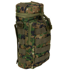 Shadow Elite HPA Bottle Pouch Molle Digital Camo