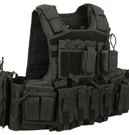 Shadow Strategic Shadow Stratic SHS2 Assault Plate Carrier Black SHS-080