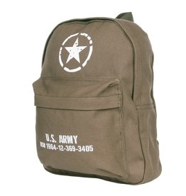 Fostex Kids packpack U.S. Army Green