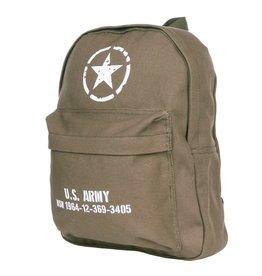 Fostex Kids packpack U.S. Army Black
