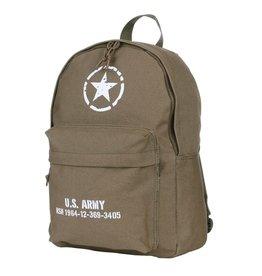 Fostex Backpack U.S. Army Green
