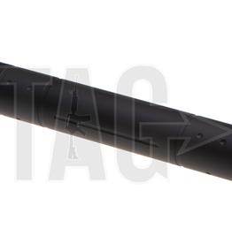 Metal 195mm D Type Silencer