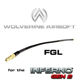 "Wolverine Wolverine Filtered Grip Line (FGL) 5"" AEG"