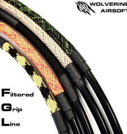 Wolverine Custom Filtered Grip Line Glacier