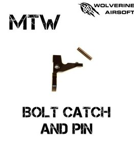 Wolverine MTW Bolt Catch and Pin