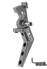 MAXX Copy of MAXX CNC Aluminum Advanced Speed Trigger (Style A) (Black)