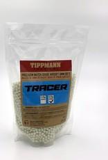 Tippmann Tippmann 6mm Tracer BB 0.25g - 1kg bag / 4000 BBs - Light Green C12
