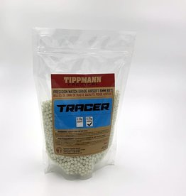 Tippmann Tippmann 6mm Tracer BB 0.25g - 1kg bag / 4000 BBs - Light Green C12