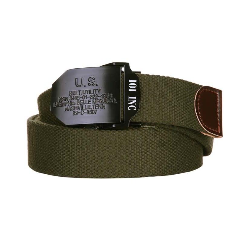 101 inc Web belt style 7 U.S.