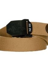 101 inc Web belt style 7 U.S. Tan