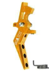 MAXX MAXX CNC Aluminum Advanced Speed Trigger (Style A) (Dark Earth)