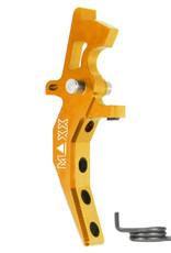 MAXX CNC Aluminum Advanced Speed Trigger (Style C) (Dark Earth))