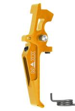 MAXX MAXX CNC Aluminum Advanced Speed Trigger (Style E) (Dark earth)