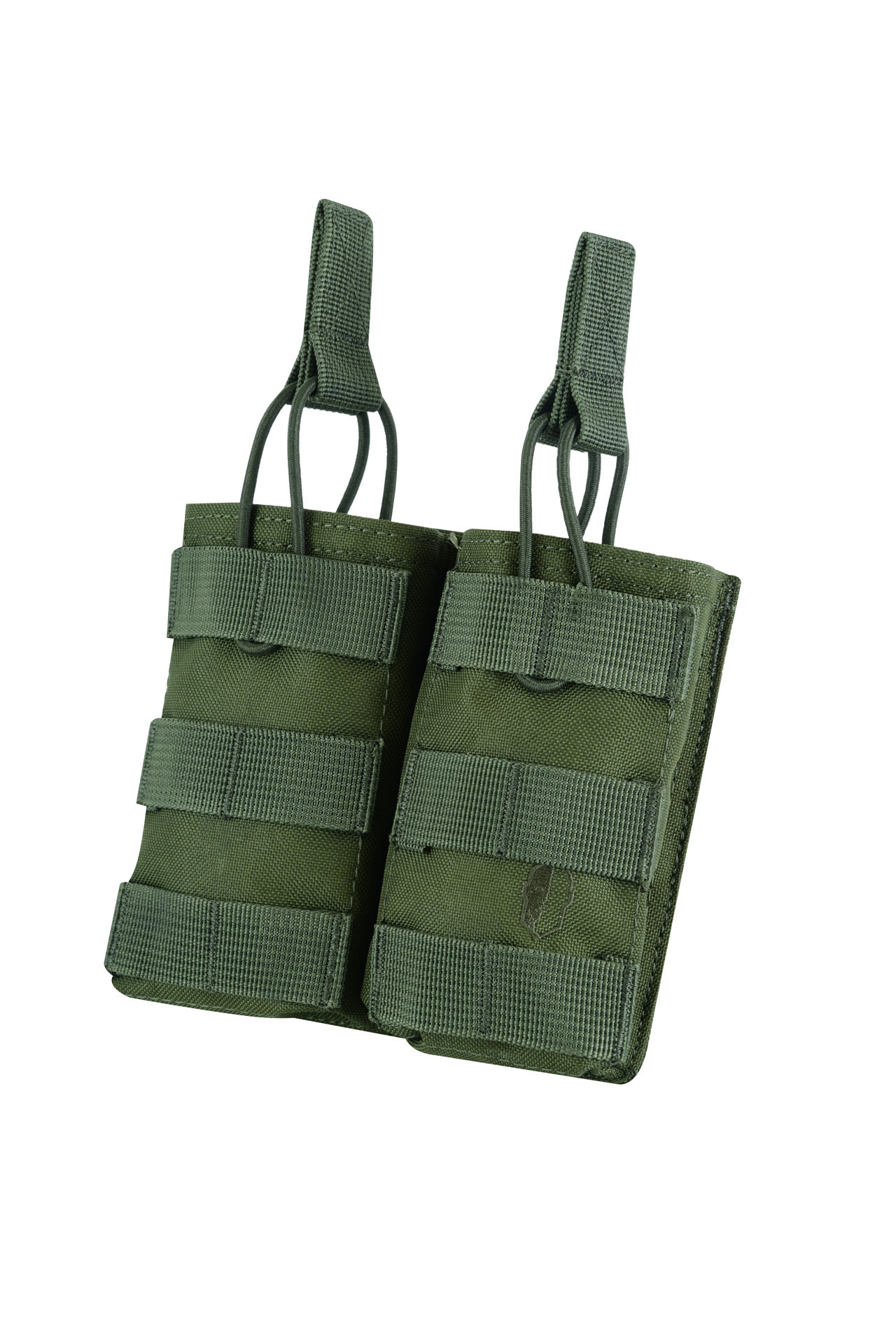 Shadow Strategic Shadow Strategic Flacktarn DOUBLE 5.56/M4 SPEED DRAW MAG POUCH SHS - 23014