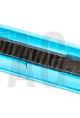point Verstärkter Polycarbonatkolben 15 Stahlzähne