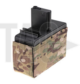 G&G Drum Mag CM16 LMG without Battery 2500rds G&G Drum Mag CM16 LMG without Battery 2500rds G&G
