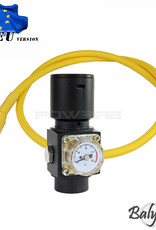 Balystik HPR800C V3 Regulator with Gold Line - EU (yellow)