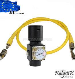 Balystik Balystik HPR800C V3 Regulator with Gold Line - EU (yellow)