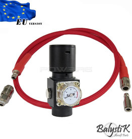 Balystik HPR800C V3 Regulator with Red Line - EU (Red)