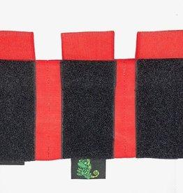 Camaleon Camaleon Speedsoft M4 Triple Pouch Red