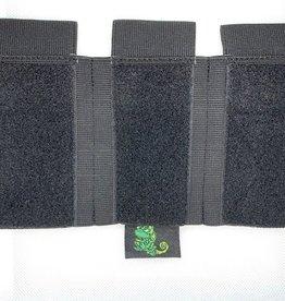 Camaleon Camaleon Speedsoft M4 Triple Pouch Black
