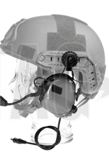 OPSMEN M32H- Mod3 -Grey Tactical Hearing Protection Helmet Version