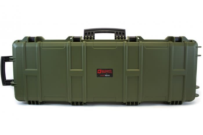 Nuprol NUPROL HARD CASE PNP FOAM LARGE Green