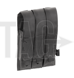 Invader Gear Invader Gear MP5 Triple Mag Pouch  Wolf Grey