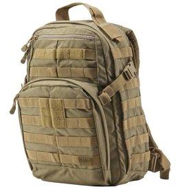 5.11 Tactical 5.11 Tactical RUSH12 Rugzak (24L) sandstone