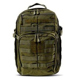 5.11 Tactical RUSH12 Rugzak (24L) Tactical Airsoft Gear OD