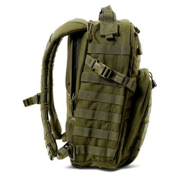 5.11 Tactical 5.11 Tactical RUSH12 Rugzak (24L) Tactical Airsoft Gear OD