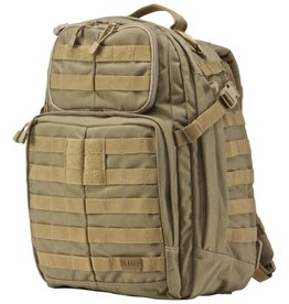 5.11 Tactical RUSH24 Rugzak (37L) Tactical Airsoft Gear Sandstone