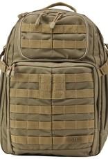 5.11 Tactical 5.11 Tactical RUSH24 Rugzak (37L) Tactical Airsoft Gear Sandstone