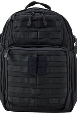 5.11 Tactical RUSH24 Backpack (37L) Tactical Airsoft Gear Black