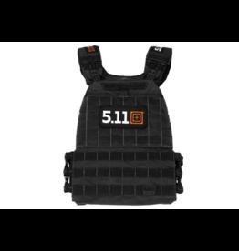 5.11 Tactical 5.11 Tactical TacTec Plate Carrier Zwart (Logo's)