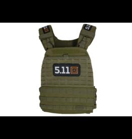5.11 Tactical 5.11 Tactical TacTec Plate Carrier OD (Logos)