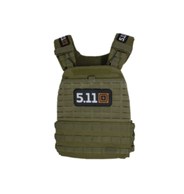 5.11 Tactical 5.11 Tactical TacTec Plate Carrier OD(Logo's)