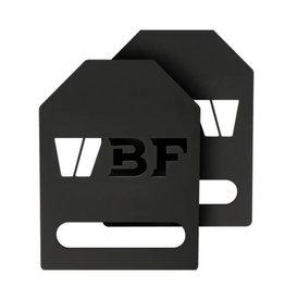 BeaverFit BeaverFit SOE Weight Plates 2x 4,5KG Set