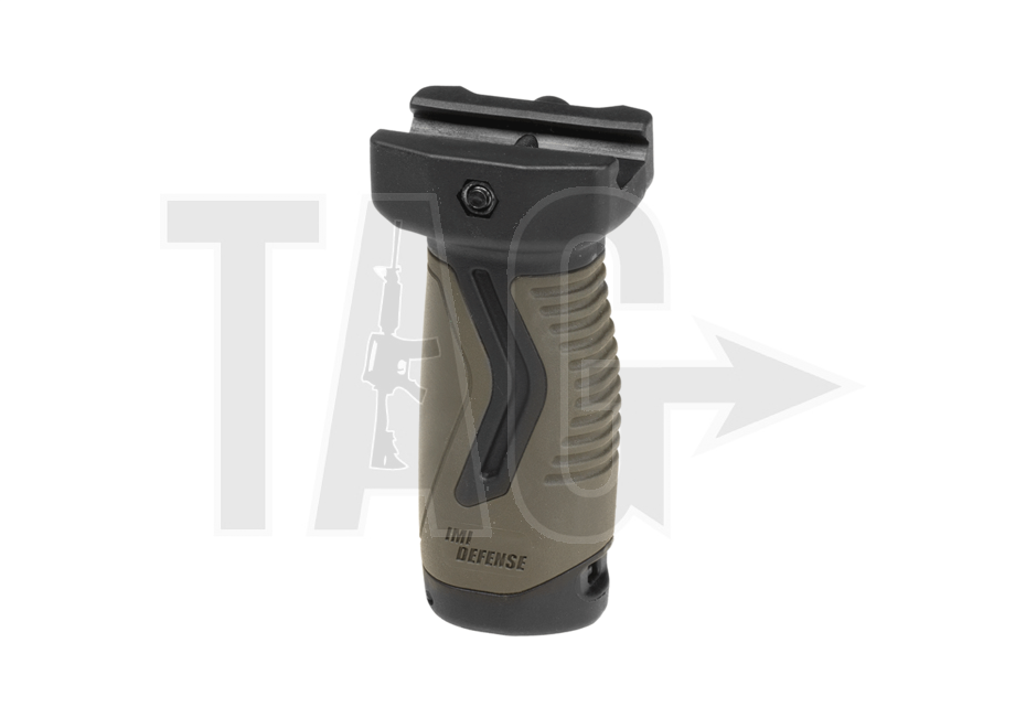 IMI Defense IMI DefenseOVG Overmolding Vertical Grip  Black OD