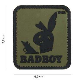 101 inc 3D PVC Badboy groen