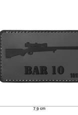 101 inc Patch 3D PVC BAR 10