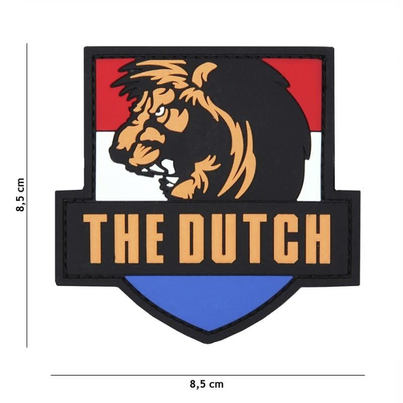 101 inc Patch 3D PVC The Dutch