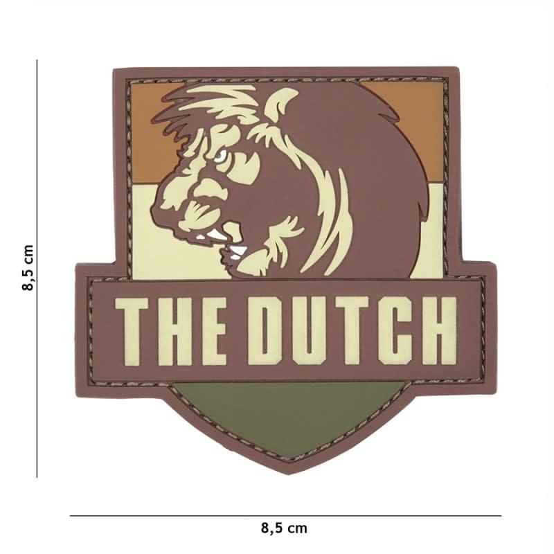 101 inc Patch 3D PVC The Dutch multi