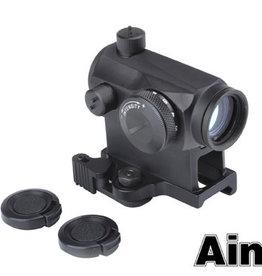 aim-O T1 QD Red Dot Black
