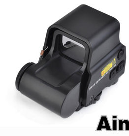 aim-O 558 red dot scope graphic sight