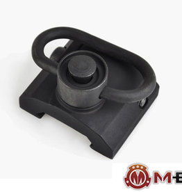 Metal Metal GS Type QD Sling Swivel Rail Mount