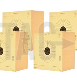 Umarex Paper Target 14 x 14cm 1000stuks