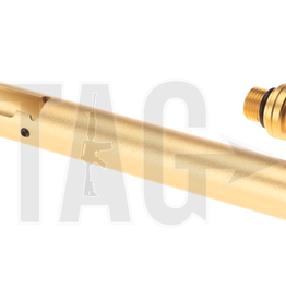 Laylax Laylax Hi-Capa 5.1 Fixed Two Way Outer Barrel Gold Laylax